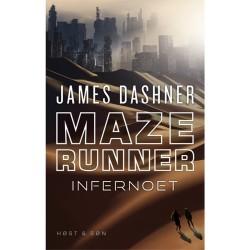 Infernoet - Maze runner 2 - Hæftet