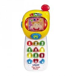 Interaktiv mobiltelefon fra VTech - Tiny Touch Phone