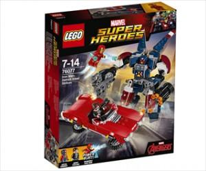 Iron Man: Detroit Steels angreb - 76077 - LEGO Super Heroes