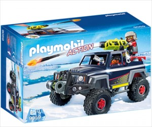 Is-pirater med lastbil - PL9059 - PLAYMOBIL Action