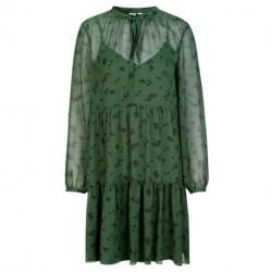 Issie Print Kenda Dress 47927347 fra mbyM
