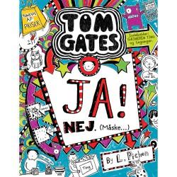 Ja! Nej. (Måske ...) - Tom Gates 8 - Hæftet