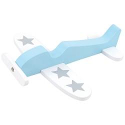 JaBaDaBaDo Flyvemaskine - Blå