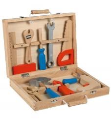 Janod Værktøjskasse - Natur