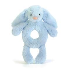 JellyCat Kanin Rangle - Lyseblå
