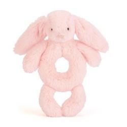JellyCat Kanin Rangle - Lyserød