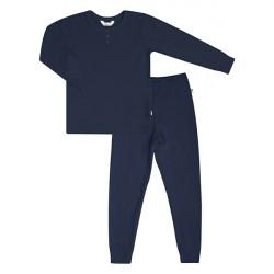 Joha Pyjamas Bambus - Navy