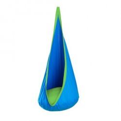 Joki hængestol Dolfy blå