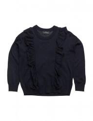 Jr Aza Ruffle Sweater
