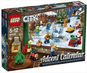 Julekalender 2017 - 60155 - LEGO City