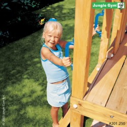 Jungle Gym Håndgreb 2 stk - Blå