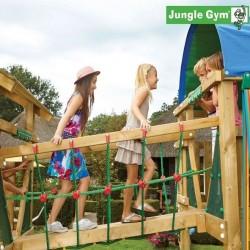 Jungle Gym Net Link komplet inkl. Træpakke