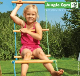 Jungle Gym Rebstige - Træ
