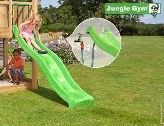 Jungle Gym Rutsjebane Grøn 220 cm