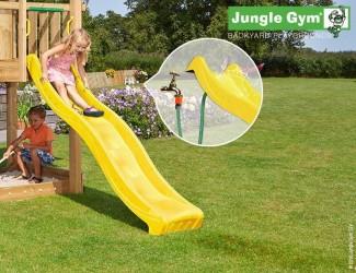 Jungle Gym Rutsjebane Gul 220 cm