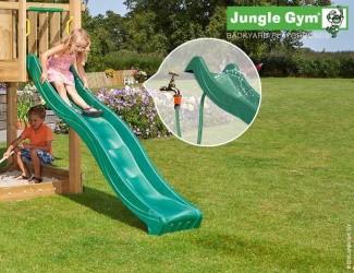 Jungle Gym Rutsjebane Mørkegrøn 220 cm
