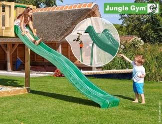Jungle Gym Rutsjebane Mørkegrøn 265 cm