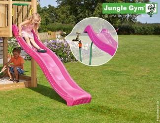 Jungle Gym Rutsjebane Violet 220 cm