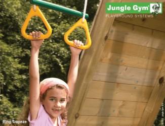 Jungle Gym Trapez m/Ringe