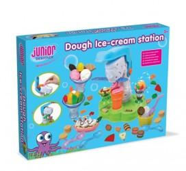 Junior Designer Modellervoks - Ismaskinesæt
