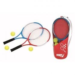 Junior Tennis sæt til 2 spillere