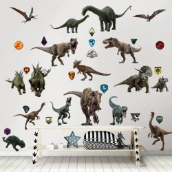 Jurassic World Wallstickers