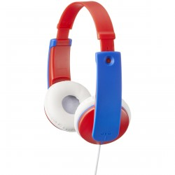 JVC Børnehovedtelefon KD-7 - Rød