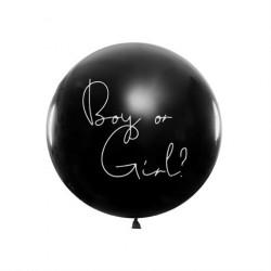 Kæmpe ballon - Boy or girl - pige