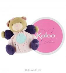 Kaloo Krammebamse - Lilla/Rosa