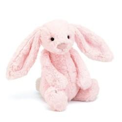 Kanin Bamse - JellyCat - Lyserød