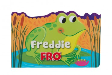 Karrusel Papbog Freddy Frø