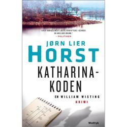 Katharina-koden - William Wisting 7 - Paperback