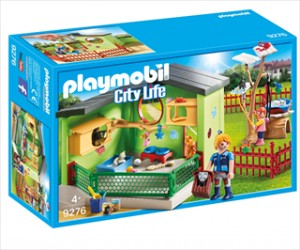 Kattepension - 9276 - PLAYMOBIL City Life