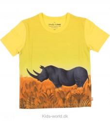 Katvig Scherfig T-shirt - Savannah