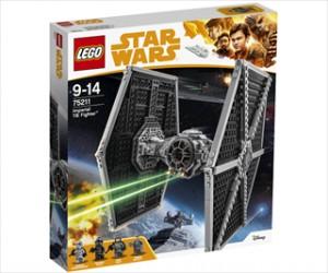 Kejserlig TIE-jager - 75211 - LEGO Star Wars