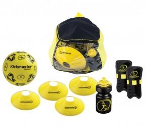Kickmaster Rygsæt Fodbold træningssæt