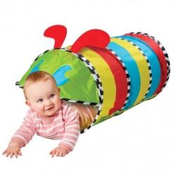 Kid Active Larve Pop-Up Baby legetunnel