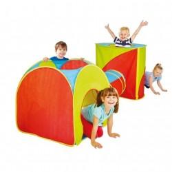 Kid Active Pop-Op Legesæt med telt og tunnel