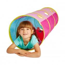 Kid Active Pop-Op Pink Legetunnel