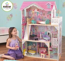 KidKraft Annabelle Dukkehus m/møbler