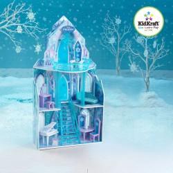 KidKraft Disney Frost Træ Dukkehus m/møbler