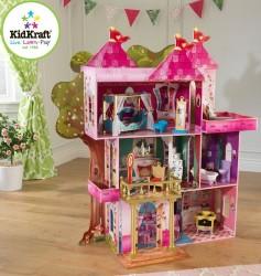 KidKraft Storybook Mansion Dukkehus m/møbler