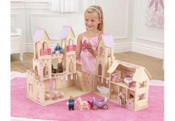 Kidkraft Træ Prinsesse Slot