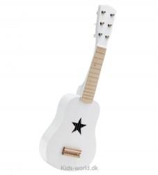 Kids Concept Guitar - Hvid