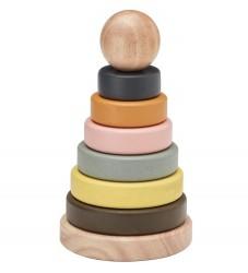 Kids Concept Stabletårn - Multifarvet