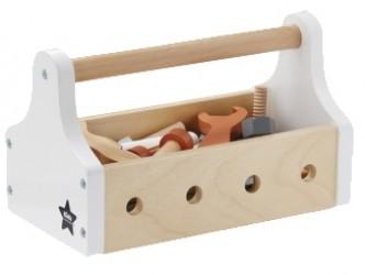 Kids Concept Værktøjskasse - Natur