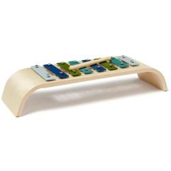 Kids Concept xylofon - Blå