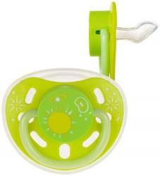 KidsMe Sut - Lime m. Selvlysende Ring