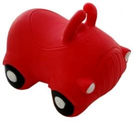 Kidzzfarm Hoppebil - Rød