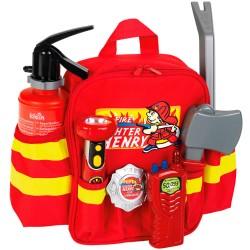 Klein brandmandsrygsæk